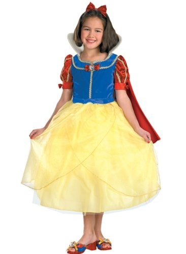 Deluxe Snow White Costume - Medium