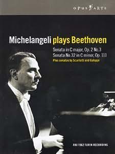 Michelangeli Plays Beethoven [Import]