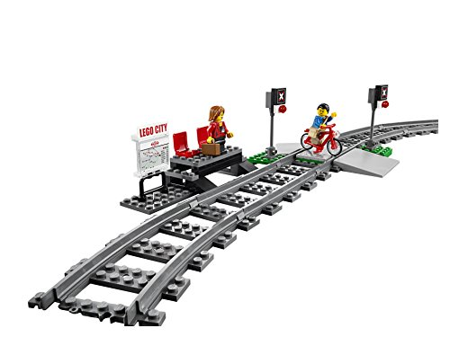 LEGO-City-Trains-High-speed-Passenger-Train-60051-Building-Toy