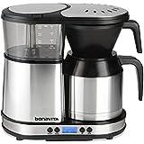 Bonavita BV1500TD 5-Cup Digital Carafe Coffee Brewer, Stainless Steel