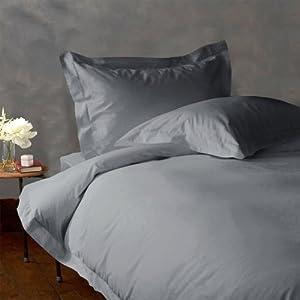 Amazon.com - Italian Finish Sheet Set 800 TC Egyptian Cotton Full
