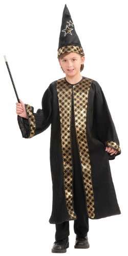 Deluxe Wizard Costume - Child Std.