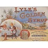 P1656 LYLE'S GOLDEN SYRUP OLD ADVERT POSTER PRINT