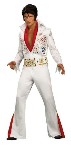 Costumes For All Occasions Ru56238Md Elvis Grand Heritage Medium