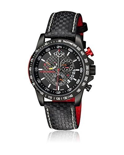 Gevril Reloj con movimiento cuarzo suizo Man Scuderia 45 mm