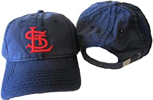 MLB Officially Licensed St. Louis Cardinals American Needle Vertigo Slouch Fit Hat... by American Needle