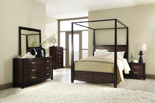 King Size Canopy Bedroom Sets 162459 front