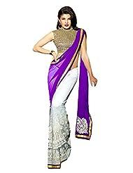Beautiful Saree - 166