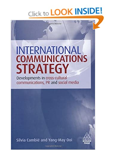 International Communications Strategy book cover