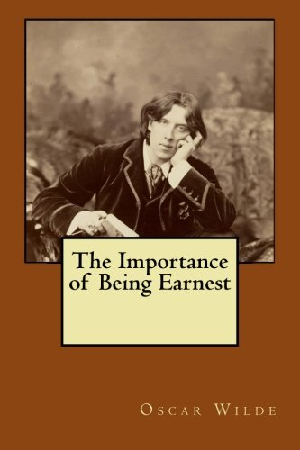 essay on the importance of being earnest by oscar wilde Free oscar wilde importance of being earnest papers, essays, and research papers.