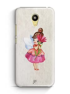 YuBingo Loving Fairy Mobile Case Back Cover for Meizu M3