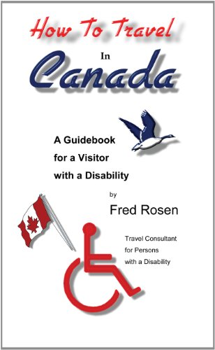 How to Travel in Canada- A guidebook for Persons