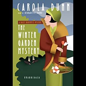 The Winter Garden Mystery Audiobook