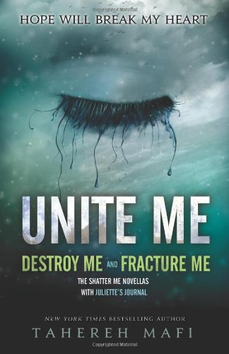 Unite Me (Shatter Me Series Book 1.5, 2.5) - Malaysia Online Bookstore
