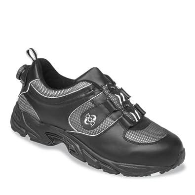 Drew Shoe Women's Blaze Sneakers,Black,5 W