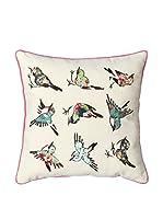 Romantic Style Cojín Birds 80929