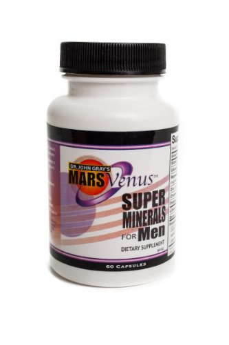 John Gray'S Mars Venus Super Minerals For Men