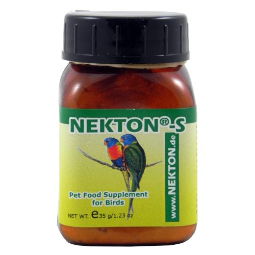 Nekton-S Multi-Vitamin For Birds, 35Gm