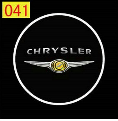 2 X 5Th Gen Led Car Door Ghost Shadow Laser Projector Logo Light For Chrysler 300 Aspen Cirrus Concorde Crossfire Delta Neon Pacifica Pt Cruiser Stratus Grand Voyager 200C Ev Nassau...