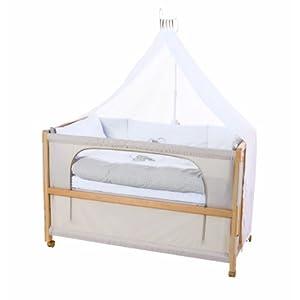 roba 51591 kombi kinderbett theresa 70 x 140 cm. Black Bedroom Furniture Sets. Home Design Ideas