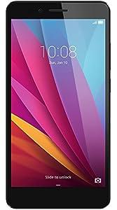Honor 5X Smartphone débloqué 4G (Ecran: 5,5 pouces - 16 Go - Double Micro-Nano - Android) Gris