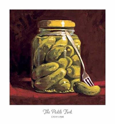 The Pickle Fork by Cathy Lamb