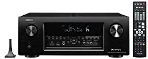 Denon AVR-X4000 7.2-Channel 4K Ultra HD Networking Home Theater AV Receiver with AirPlay (Discontinued by Manufacturer)
