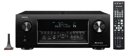 Denon AVR-X4000 7.2-Channel 4K Ultra HD Networking