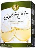 カルロ ロッシ カリフォルニア ホワイト 3L (白) 【バッグ・イン・ボックス】