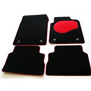 Motionperformance Luxury Velour Carpet Car Mats Motionperformance Essentials