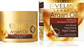 Eveline Cosmetics Argan Oil Anti-Wrinkle Regenerating Night Cream