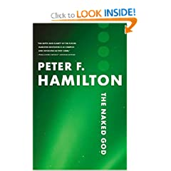 The Naked God (The Night's Dawn) by Peter F. Hamilton