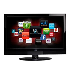 VIZIO M550SV 55 Inch Class Edge Lit Razor LED LCD HDTV with VIZIO Internet Apps