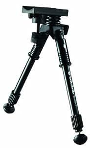 Vanguard Equalizer 1 Bipied de tir télescopique Noir 24 cm
