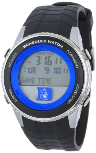 NCAA Men's COL-SW-DUK Schedule Series Duke Blue Devils Watch at Amazon.com
