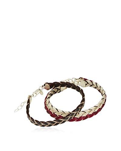 My Silver Set braccialetti x 3