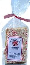White Chocolate Peppermint Bark Gift Bag
