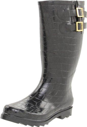 Chooka Women's Crocodilia Rain Boot