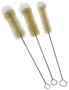 Casabella 20530 Soft Tip Brushes, Set of 3
