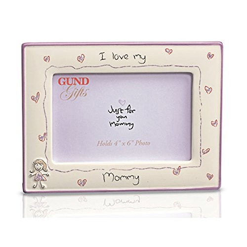 Gund I Love My Mommy Frame front-843850