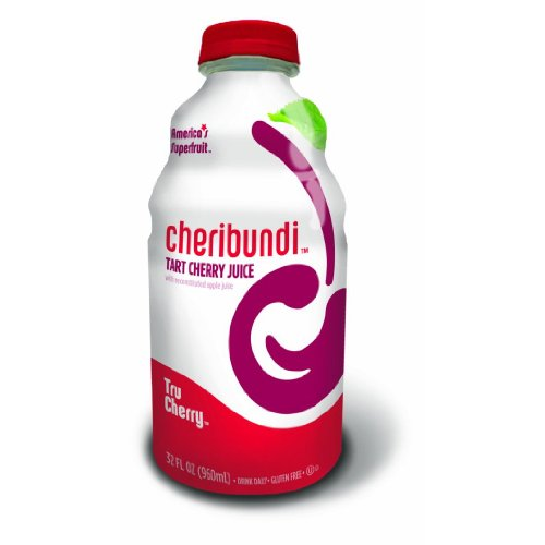 Cherrribundi Tart  Cherry Juice, 8-Ounce (Pack of 12)