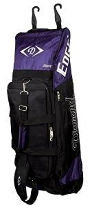 Diamond Sports Edge Wheeled Bat Bag (36 x 10 x 12-Inch) by Diamond Sports