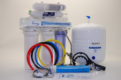On Line Ispring 75gpd 6 Stage Reverse Osmosis Ro