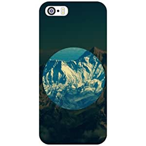 Apple iPhone 5S Back Cover - That Is The View Designer Cases