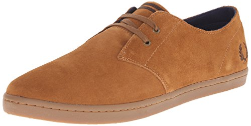 Fred Perry Byron Low Suede Ginger B7401434 - EU 43