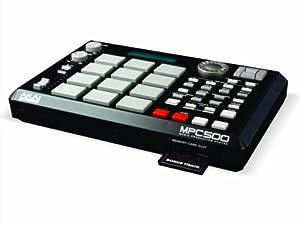 Akai Professional MPC 500 MIDI Production System Sampler