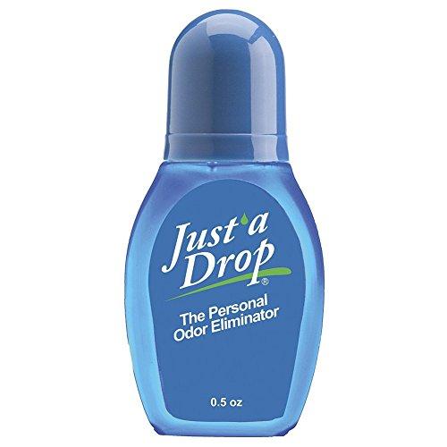 Just A Drop - Natural Toilet Odor Eliminator - Eucalyptus - 15 mL