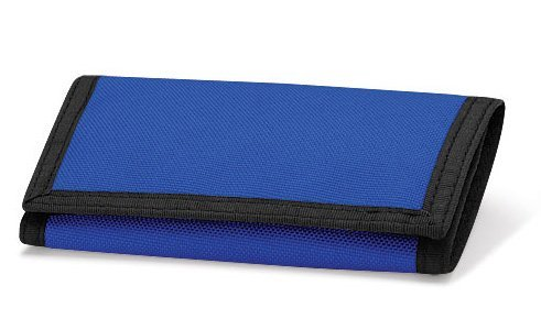 BagBase Ripper Wallet, Bright Royal, One Size by BagBase