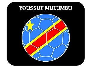 Amazon.com : Youssouf Mulumbu (Congo Democratic Republic) Soccer Mouse