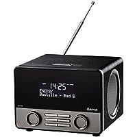 """Hama Digitalradio """"DR1600"""" (DAB+/ DAB/ FM mit Bluetooth und Weckfunktion)"""